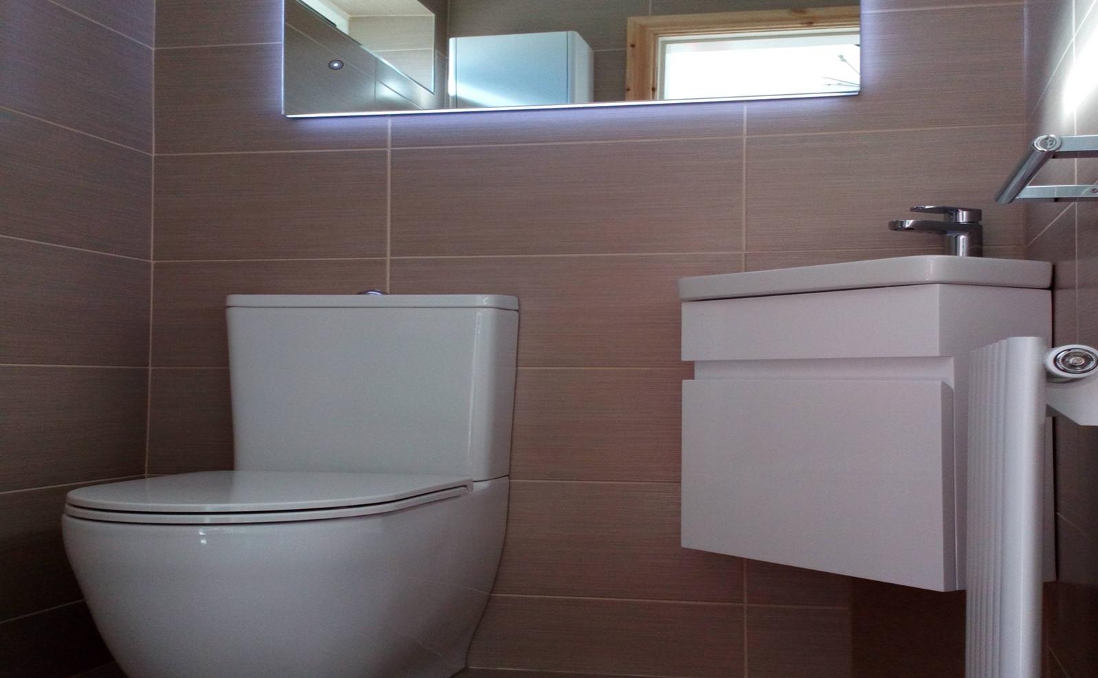 Bentley Bathrooms Project