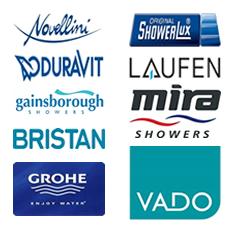 Bathroom Products Brand Logos